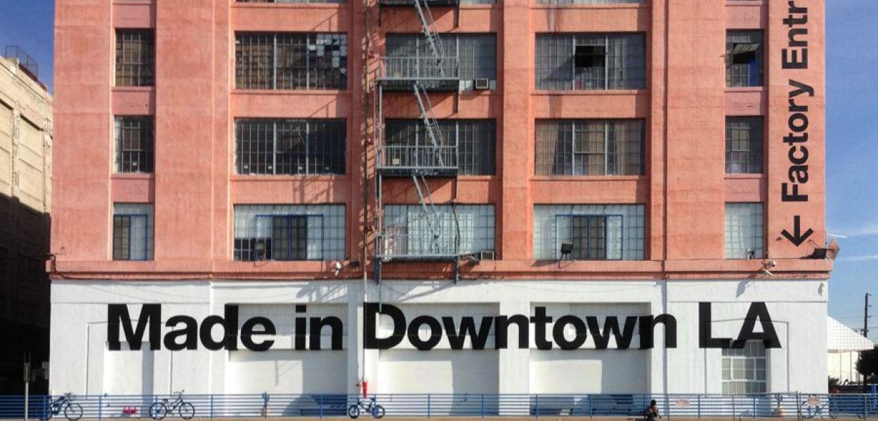 Made in LA - Los Angeles Apparel