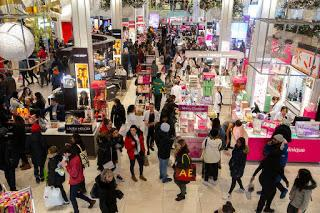The Cost of Holiday Shopping