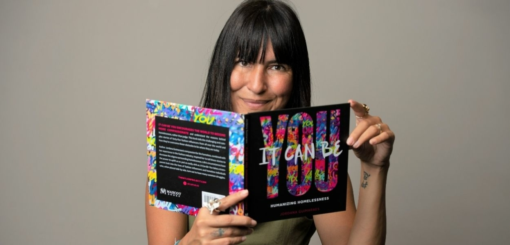 #ItCanBeYou: Jordana Guimarães' New Book is All About Humanizing Homelessness Through Fashion